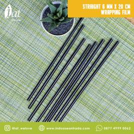 Straight 6 MM X 20 CM Wrapping Film