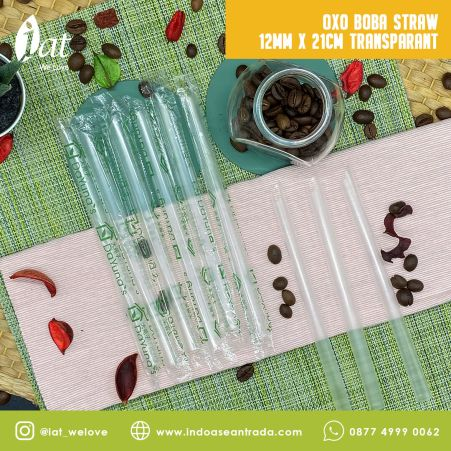 Eco Friendly Materials OXO Boba Straw 12MM X 21CM Transparant Wrapping Film 1 oxo_boba_straw_12mm_x_21cm_transparant