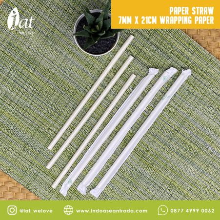 Eco Friendly Materials Paper Straw 7MM X 21CM Wrapping Paper 2 paper_straw_sharp_7mm_x_21cm_wrapping_paper